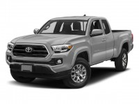 New, 2018 Toyota Tacoma SR5 Access Cab 6' Bed V6 4x4 AT, Silver, 181174-1