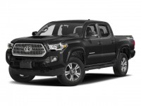 New, 2018 Toyota Tacoma TRD Sport Double Cab 5' Bed V6 4x4 AT, Gray, 18586-1