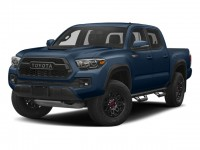 New, 2018 Toyota Tacoma TRD Pro Double Cab 5' Bed V6 4x4 AT, Blue, 181210-1