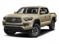 New, 2018 Toyota Tacoma TRD Off Road Double Cab 6' Bed V6 4x4 AT, Gray, 18937-1