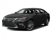 New, 2018 Lexus ES ES 350 FWD, Black, 180342-1
