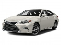 New, 2018 Lexus ES ES 350 FWD, White, 180346-1