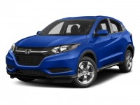 New, 2018 Honda HR-V LX AWD CVT, Blue, N180608X-1