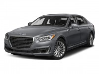 New, 2018 Genesis G90 5.0L Ultimate AWD, White, 18510-1
