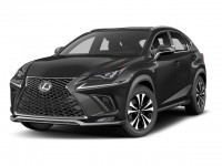 New, 2018 Lexus NX NX 300 AWD, Black, R185295-1