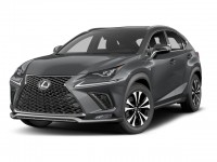New, 2018 Lexus NX NX 300 AWD, Gray, R185305-1