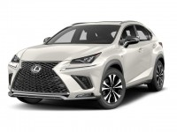 New, 2018 Lexus NX NX 300 AWD, White, 180350-1