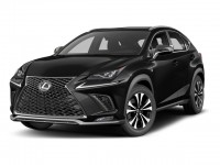 New, 2018 Lexus NX NX 300 F Sport AWD, Black, 180341-1