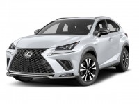 New, 2018 Lexus NX NX 300 F Sport AWD, White, 180344-1