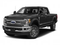 Used, 2018 Ford Super Duty F-250 SRW Lariat, Silver, NA55741A-1