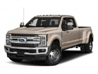 New, 2018 Ford Super Duty F-350 DRW King Ranch, Gold, 181091-1