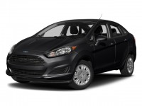 New, 2018 Ford Fiesta SE, Black, 181007-1
