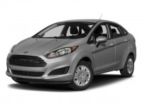 New, 2018 Ford Fiesta SE, Gray, 181561-1