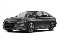 New, 2018 Honda Accord Sedan Sport 2.0T Auto, Gray, 180943-1