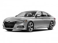 New, 2018 Honda Accord Sedan Touring 2.0T Auto, Silver, 180980-1