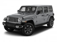 Used, 2018 Jeep Wrangler Unlimited Sahara, Silver, JM247A-1