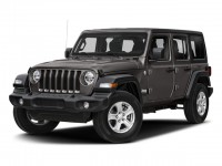 New, 2018 Jeep Wrangler Unlimited Sahara, Gray, JJ693-1