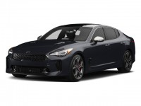 New, 2018 Kia Stinger Premium, Black, 18K362-1