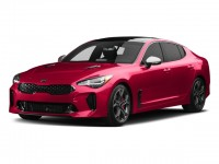 New, 2018 Kia Stinger GT2, Blue, 18K370-1