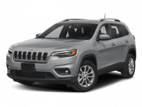 New, 2019 Jeep Cherokee Latitude, White, C19J52-1