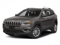 New, 2019 Jeep Cherokee Latitude Plus, Gray, JK189-1