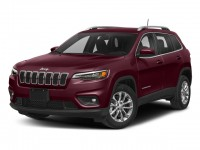 New, 2019 Jeep Cherokee Latitude Plus, Red, JK191-1