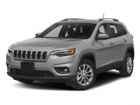 New, 2019 Jeep Cherokee Latitude Plus, Silver, JK193-1