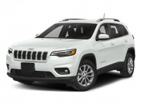 New, 2019 Jeep Cherokee Limited, White, JK168-1