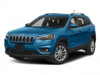 New, 2019 Jeep Cherokee Trailhawk, Blue, JK154-1