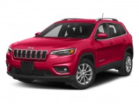 New, 2019 Jeep Cherokee Trailhawk, Red, JK156-1