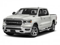 New, 2019 Ram 1500 Limited, White, DK214-1