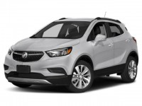 Certified, 2019 Buick Encore Preferred, Red, 21C376A-1