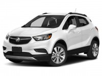New, 2019 Buick Encore Preferred, White, 19B88-1