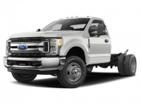 New, 2019 Ford Super Duty F-350 DRW XL, White, HB20115-1