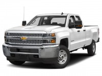 New, 2019 Chevrolet Silverado 2500HD Work Truck, White, 19C994-1