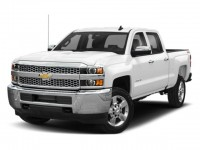 Certified, 2019 Chevrolet Silverado 2500HD LTZ, Black, 21C658A-1