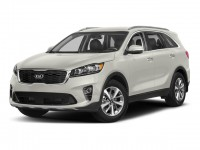 New, 2019 Kia Sorento LX, White, 19K14-1
