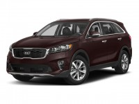 New, 2019 Kia Sorento LX, Purple, 19K57-1