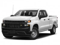 New, 2019 Chevrolet Silverado 1500 Custom Trail Boss, Silver, 19C992-1