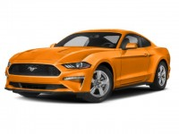 New, 2019 Ford Mustang GT Premium, Orange, HB20043-1