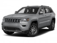 Certified, 2019 Jeep Grand Cherokee Limited, White, JM263A-1