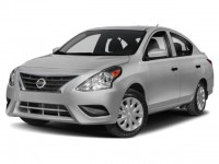 Used, 2019 Nissan Versa Sedan SV, Black, 18942-1