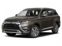 New, 2019 Mitsubishi Outlander SE, Brown, 16622-1