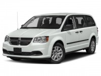New, 2019 Dodge Grand Caravan SE, White, DK212-1