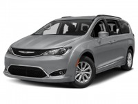 New, 2019 Chrysler Pacifica Touring Plus, White, C19D19-1