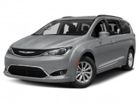 New, 2019 Chrysler Pacifica Touring Plus, Silver, CK123-1