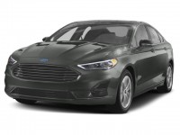 New, 2019 Ford Fusion SE, Black, HB20511-1