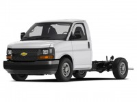 New, 2019 Chevrolet Express Commercial Cutaway 3500 Van 139