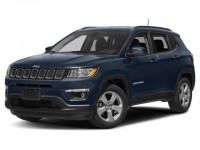 New, 2019 Jeep Compass Latitude, Blue, JK227-1