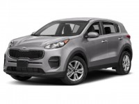 New, 2019 Kia Sportage LX, White, 19K61-1